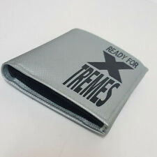 6 x Ready XTREMES Designer wallet Bifold Men's Fashion Xmas Gift Joblot Clearanc
