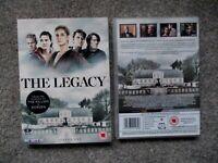 The Legacy - Season 1(DVD) Maya Ilsoe 4 Discs 9 Hours 24 Mins