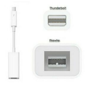 Genuine Apple Thunderbolt to FireWire Adapter For MacBook (A1463)  Fast Delivery