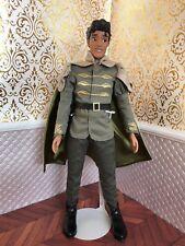 Prince Naveen Designer Limited LE Tiana Frog Princess Disney Store Barbie Doll
