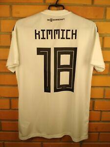 Kimmich Germany Jersey 2018 2019 Home M Shirt BR7843 Football Adidas Trikot