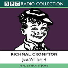 Just William: No. 4 by Richmal Crompton (CD-Audio, 2004)