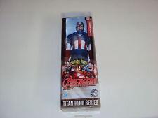 """Marvel Titan Hero Series Avenger Assembly 12"""" Caption America  Action Figure"""