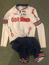 GB CYCLING SKINSUIT - Unisex - Medium - Used - Very Good Condition
