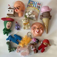 Random Lot Of Toys Kidrobot, Vintage Etc
