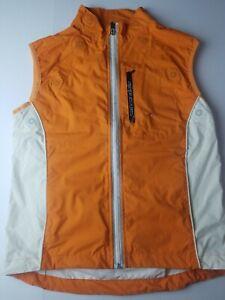 Cannondale Women's Yellow Sleeveless Bike Cycling Jersey Size Small Shirt