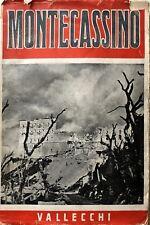 TOMMASO LECCISOTTI MONTECASSINO. LA VITA, L'IRRADIAZIONE VALLECCHI 1946