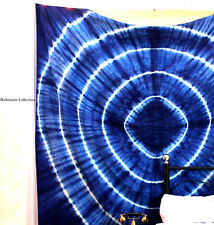 Tie Dye Blue Tapestry Wall hangings Bohemian Tapestries Blanket Bedding Throw