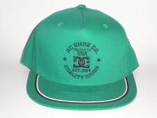 DC Shoes 7 POINTER Snapback Hat Green OSFA ($25) NEW Cap Skate BMX Board Bike