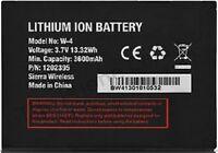 New OEM Sierra Wireless Netgear W-4 Aircard 803S Tri-Fi Hotspot EXTENDED Battery