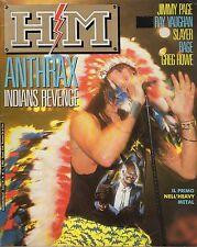 rivista - H/M HEAVY METAL - Anno III Numero 50