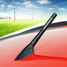 Useful Universal Car 4.7inch Short Carbon Fiber Vehicle Aerial Radio Antenna