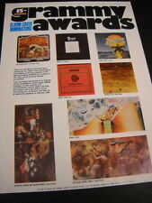 Zephyr Five Dollar Shoes Alice Cooper Dewey Terry Canned Heat Rare 1973 promo ad