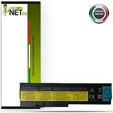 BATTERIA compatibile PER IBM-LENOVO X200 X201i  5200 MaH 01019