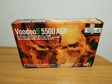 Graphic Card 3Dfx Voodoo 5 5500 64Mb Boxed [Excellent Conditions]