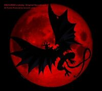 DEVILMAN crybaby Original Soundtrack  Anime Music CD w/Tracking form