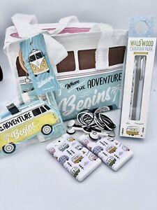 Adventure Weekend Away With VW Bag - New - T5 - Camper Van - Motorhome - Gift