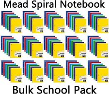 Mead Spiral Notebook College Rule 70 Sheets 1 Subject 70 Sheets 96 Pack