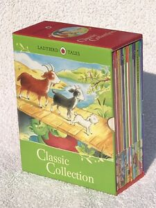 Ladybird Tales Classic Collection Childrens 10 Books Box Set Sleeping Beauty