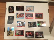 Topps Star Wars Cards UPick 10 Multiple Series Chrome Archives Rogue One Series1