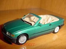 BMW SERIE 3 GREEN 1:43 1991 MINT!!!