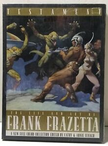 The Life and Art of Frank Frazetta - FACTORY SEALED