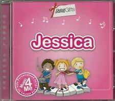 PERSONALISED SONGS AND STORIES FOR KIDS CD - JESSICA
