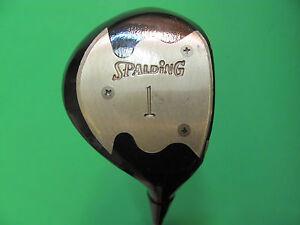 "42 1/2"" Vintage Spalding Tee Flite Ladies Driver. Original Fine Line Grip."