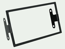 Double Din Stereo Radio Install Mount Dash Trim Kit for select Nissan Vehicles