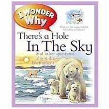 I Wonder Why There's a Hole in the Sky-ExLibrary