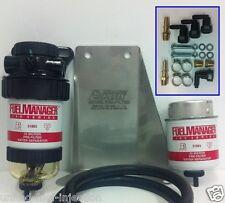 Toyota Landcruiser 100 Series Diesel Water Separator Kit. Secondary Filter