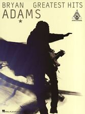 Bryan Adams Greatest Hits Learn to Play Heaven Rock Guitar TAB Music Book