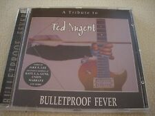 V.A. BULLETPROOF FEVER - A Tribute to Ted Nugent - CD - Cleopatra Records 2001