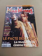 Mad Movies 129  .  2001  -  ME / BE