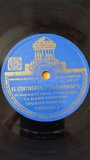 JAZZ 78rpm RECORD Odeon ORQUESTA HARRY ROY Film LA ALEGRE DIVORCIADA Cole Porter