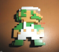 WORLD of NINTENDO mini LUIGI 8-BIT figure SUPER MARIO BROS video game toy JAKKS