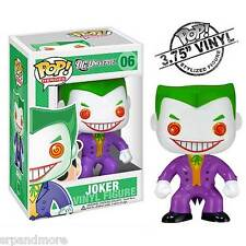Joker Batman Pop! Heroes Vinyl Figure-DC Universe-NIP