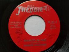 """FREDDIE MARTINEZ - Regalito de Dios / Quiero Saber RANCHERA TEJANO Tex-Mex 7"""""""