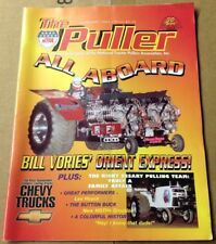 The Puller NTPA Truck Tractor Pulling Magazine February 1999