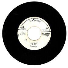 ELVIS PRESLEY 45 RPM - RCA  VICTOR RECORD - RARE PROMO