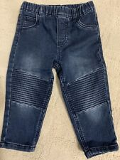 Nwot Baby/Toddler 24 Months First Impressions Elastic Waist Stretch Jeans