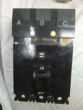 USED Square D FA32070 I-Line Circuit Breaker 70 Amps 240VAC Black Face PR