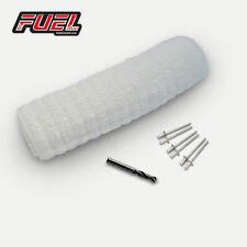 Exhaust / Silencer / Muffler Repair / Repacking Kit - Motorcycle End Can Wadding