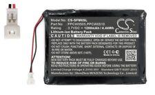 Batterie 1200mAh type PPCW0505 PPCW0508 PPCW0510 Pour Cowon iAudio X5L (20GB)