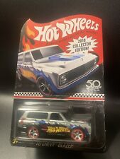 Hot Wheels Redline Club RLC 2018 Mail In 70 Chevy Blazer
