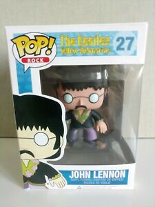 Funko Pop john lennon the beatles -Figure  - READ