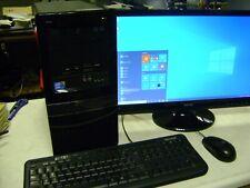 HP Elite 7100 mini-tower - i3 - 530 @ 2.93, 4GB, 320GB, GeForce 210, Windows 10