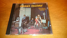 CREEDENCE CLEARWATER REVIVAL COSMO'S FACTORY DCC 24 KARAT GOLD CD