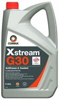 Comma XSR5L 5L Xstream G30 Antifreeze and Coolant Concentrate