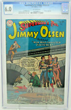 Superman's Pal Jimmy Olsen #3 ~ DC 1955 ~ CGC 6.0 ~ Otto Binder Story